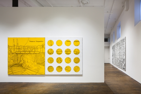 Universal Perspective -installation view 7
