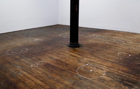 Mel Bochner, Vicious Circles