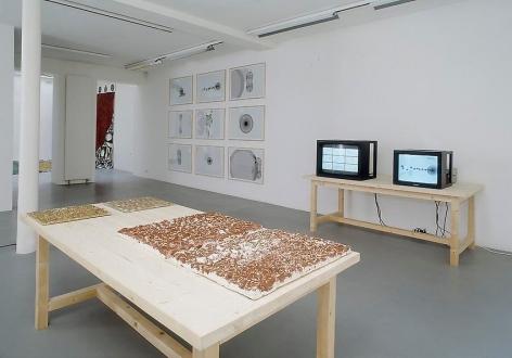 Matt Mullican:Love, Work, Truth and Beauty– installation view 9