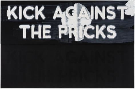 Kick Against The Pricks, 2018