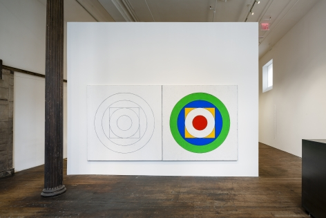 Universal Perspective - installation view 1