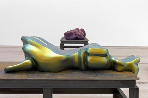 Aluminiumfrau Nr. 12, 2009