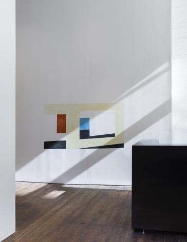 Souvenirs de Paris– installation view 2