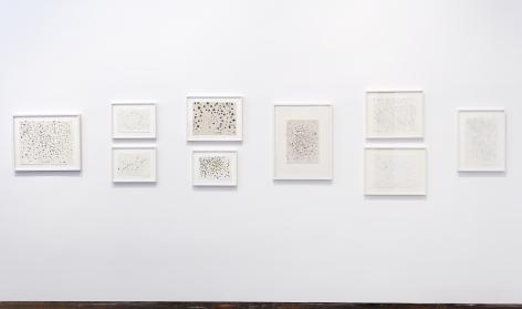 Charlotte Posenenske: Early Works – installation view 5