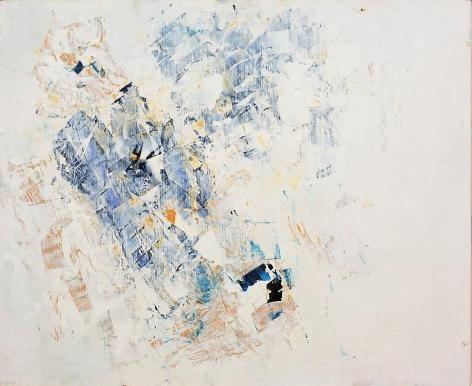 Charlotte Posenenske Spechtelarbeit [Palette-knife work]