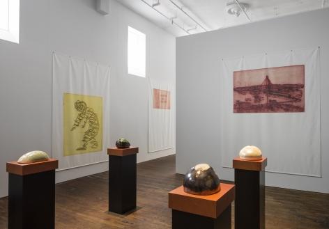 Thomas Schütte– installation view 17