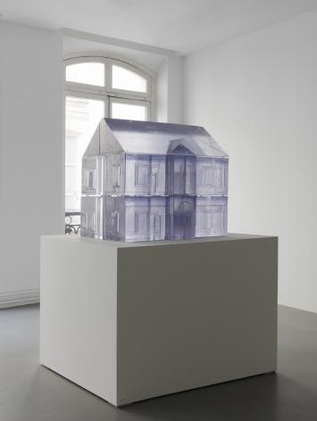Rachel Whiteread– installation view 9