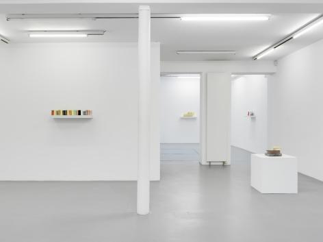 Rachel Whiteread – installation view 1