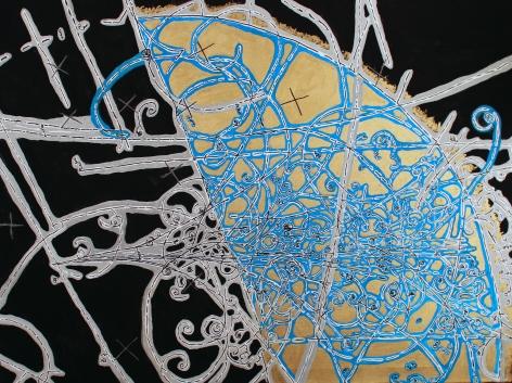 Jody Rasch, Particle Shower 3