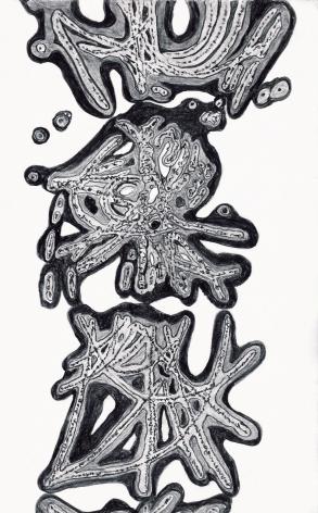 Jody Rasch, Particle Shower