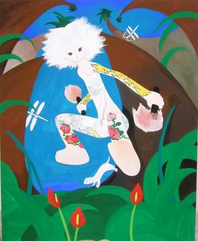 Rieko Kasahara, Nipponia Girl, 2004