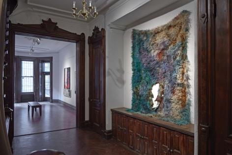 Crunchy (Installation View), Marianne Boesky Gallery (Uptown), 2015