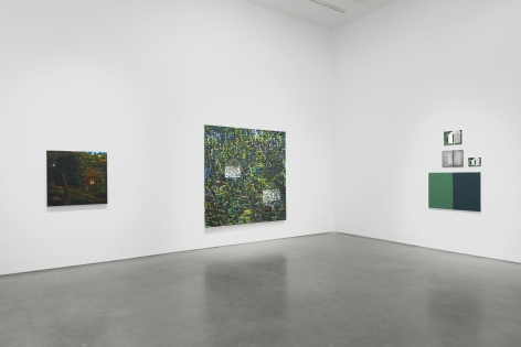 The House was Quiet and the World was Calm (Installation View), Marianne Boesky Gallery, 2019