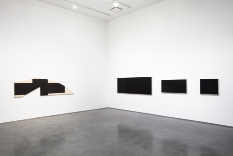 Paintings(Installation View), Marianne Boesky Gallery, 2013