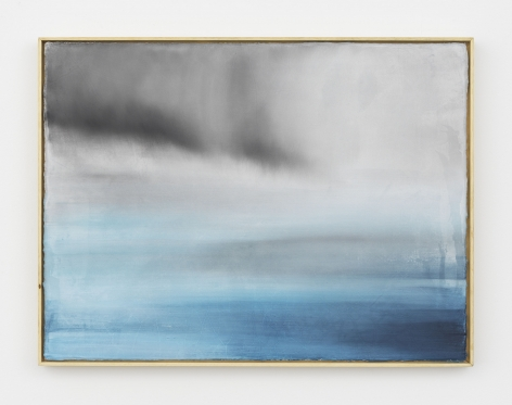Thiago Rocha Pitta, cloud and its shadow, 2018