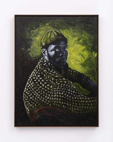 Otis Quaicoe, Daniel Quist Side Profile, 2019