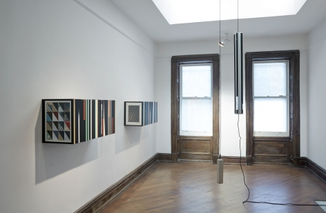 Saturnine Swing (Installation View), Marianne Boesky Gallery (Uptown), 2014