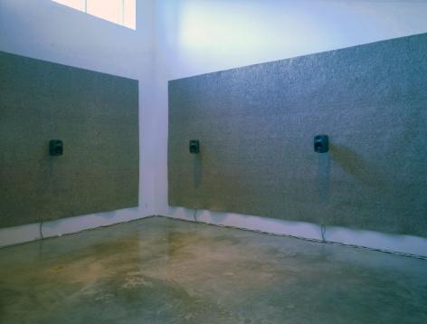 IMPEACH, 2006, Sound installation