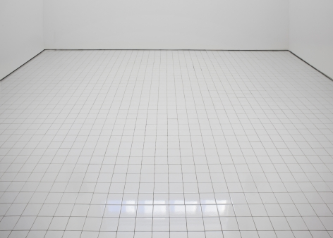 Drowning (Installation View), Marianne Boesky Gallery, 2011