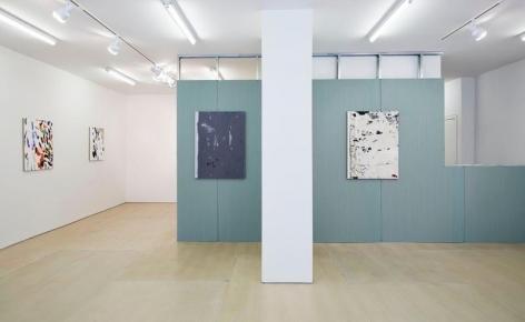 Mimetic Pleasures(Installation View), BOESKY EAST, 2014