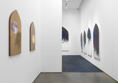 Homesick (Installation View) Marianne Boesky Gallery, 2019