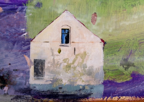 Still from Calling, 2006, Animation on DVD