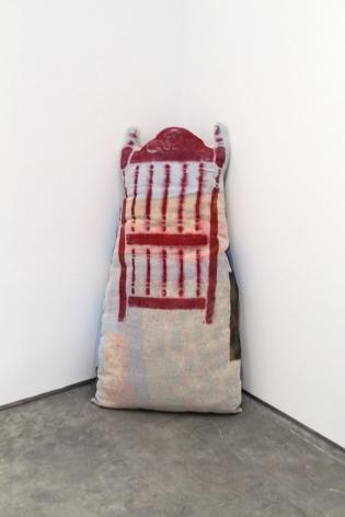 Chair Pillow, 2015,