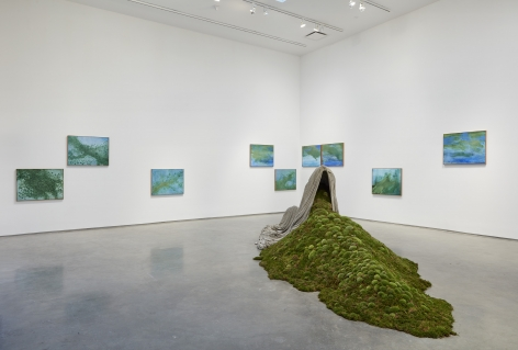 The First Green(Installation View)