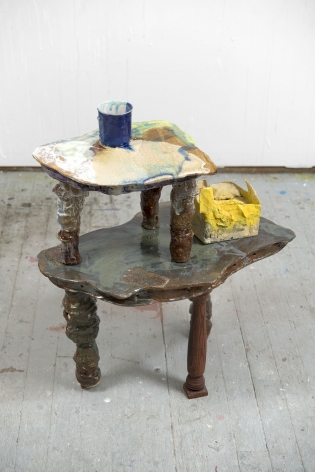 Untitled (Table), 2015,