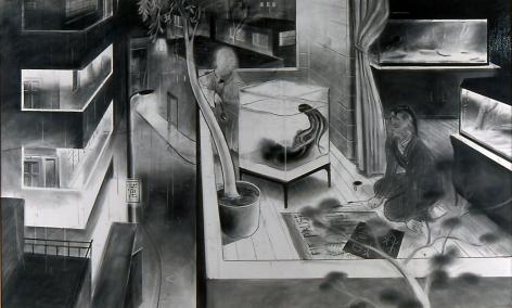 Tilo Baumgärtel, Die Pause, 2004