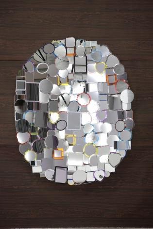 fragmented mirror by yuishi higashionna