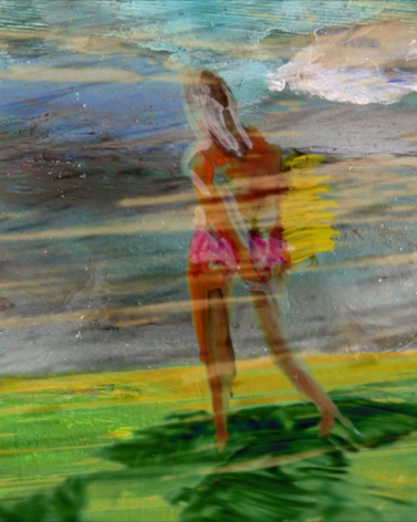 Still from Normandy, 2004, Animation on DVD