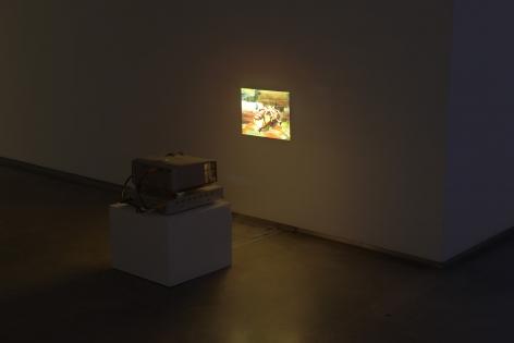 Jacco Olivier (Installation view), Marianne Boesky Gallery, 2010