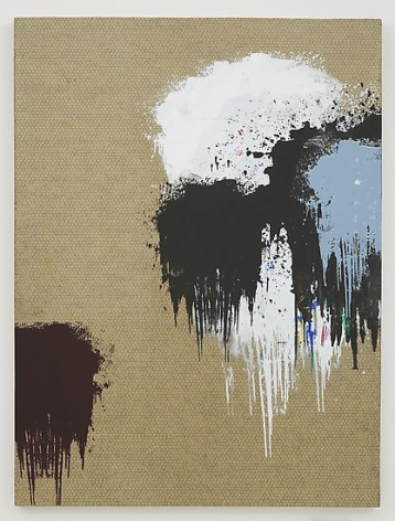 Untitled, 2013, Silkscreen ink and marquetry on wood