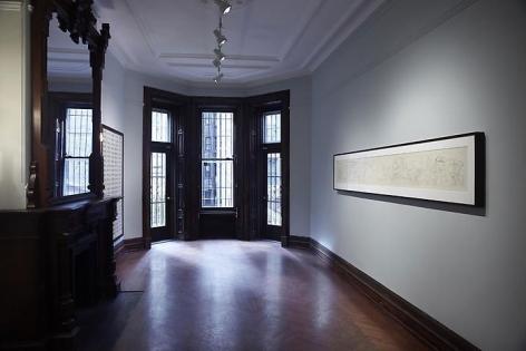 Un'Idea Brillante (Installation view), Marianne Boesky Gallery, Uptown, 2011