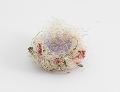 Björn Braun Untitled (nest), 2016
