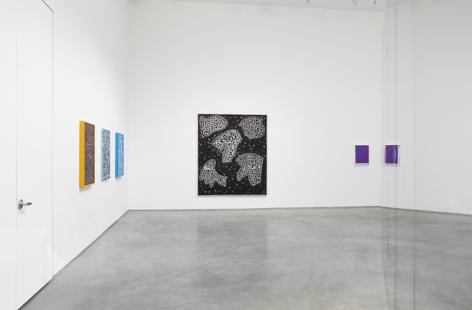 Maker's Mark(Installation View), Marianne Boesky Gallery, 2015