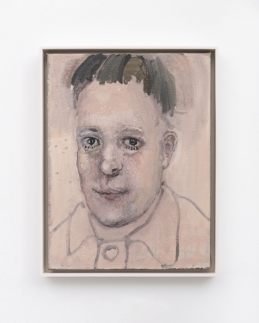 Hannah van Bart, Untitled, 2019, Oil on linen