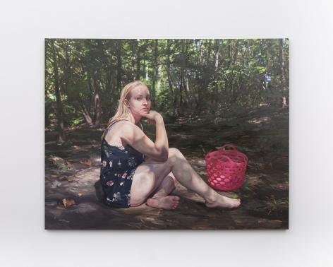 Laura Sanders, Victorine, By Herself, 2019