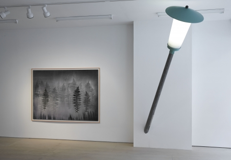 there and after all(Installation View), BOESKY EAST, 2015