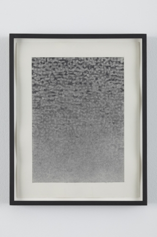No Signal 2, 2010, Graphite on paper