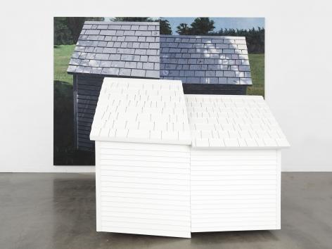 Double House by Jennifer Bartlett