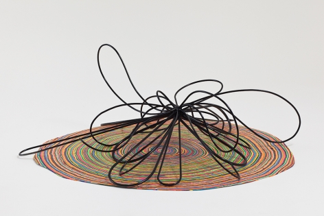 wire sculpture by mindy shapero