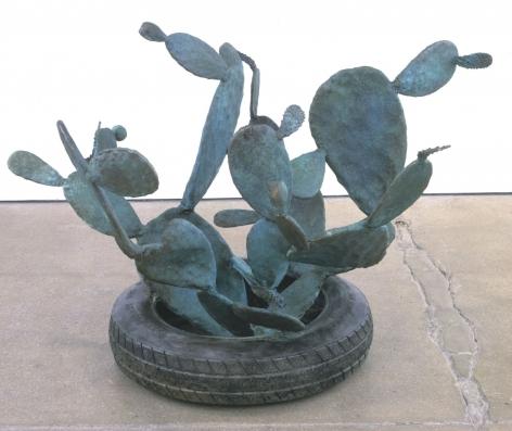 The Spare, 2003, Bronze
