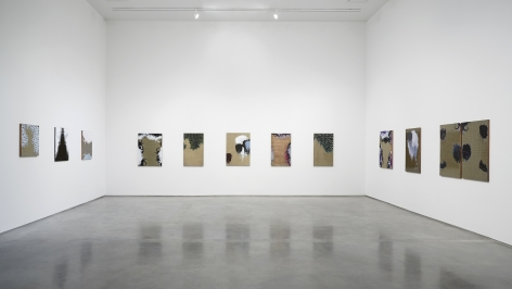 Andisheh Avini (Installation View), Marianne Boesky Gallery, 2014