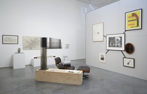 Another Look at Detroit (Installation View), Marianne Boesky Gallery, 2014