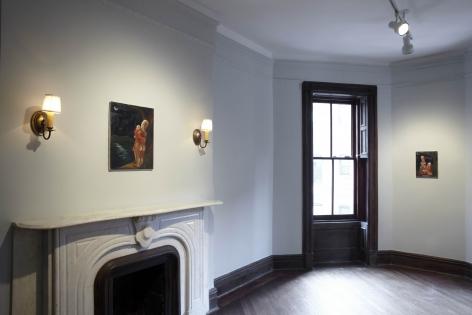 A Midnight Modern Conversation(Installation View), Marianne Boesky Gallery, Uptown, 2011