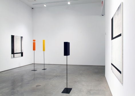 Structures for Viewing(Installation View), Marianne Boesky Gallery, 2012