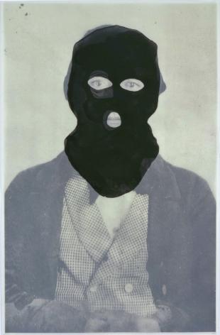 Untitled Portrait (Lawrence), 2007