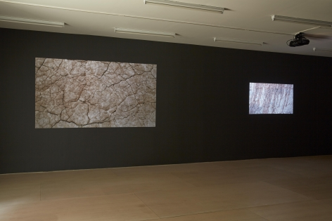 Temporal Maps of a Non-Sedimented Land (Installation View), BOESKY EAST, 2015